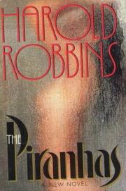 THE PIRANHAS by Harold Robbins
