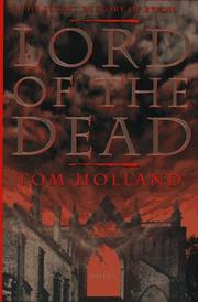 Book Cover for LORD OF THE DEAD
