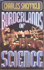BORDERLANDS OF SCIENCE by Charles Sheffield