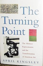 THE TURNING POINT by April Kingsley
