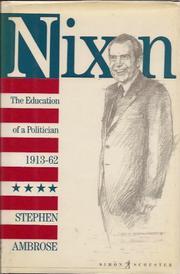 NIXON by Stephen E. Ambrose