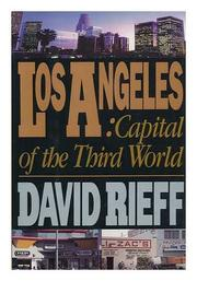 LOS ANGELES by David Rieff