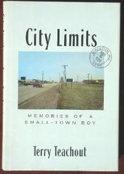 CITY LIMITS by Terry Teachout