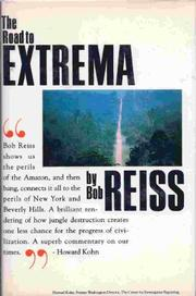 THE ROAD TO EXTREMA by Bob Reiss