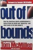 OUT OF BOUNDS by Tom McMillen