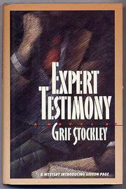 EXPERT TESTIMONY by Grif Stockley