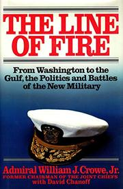 Cover art for THE LINE OF FIRE