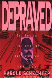Cover art for DEPRAVED
