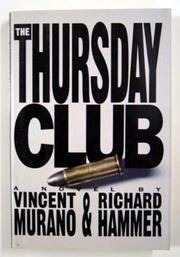 THE THURSDAY CLUB by Vincent Murano