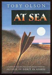 AT SEA by Toby Olson