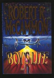 Cover art for BOY'S LIFE