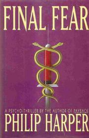 FINAL FEAR by Philip Harper
