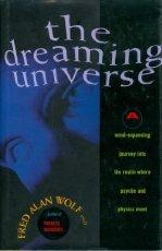 Cover art for THE DREAMING UNIVERSE