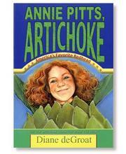 ANNIE PITTS, ARTICHOKE by Diane de Groat