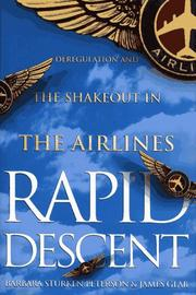 RAPID DESCENT by Barbara Sturken Peterson