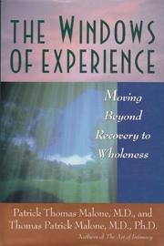THE WINDOWS OF EXPERIENCE by Patrick Thomas Malone