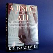 A JUSTICE FOR ALL by Kim Isaac Eisler