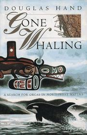 GONE WHALING by Douglas Hand