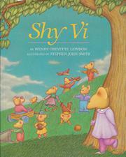 SHY VI by Wendy Cheyette Lewison