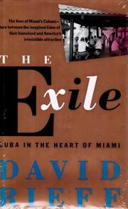 THE EXILE by David Rieff