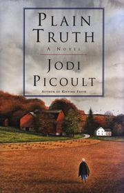 Cover art for PLAIN TRUTH