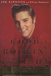 GOOD ROCKIN' TONIGHT by Joe Esposito