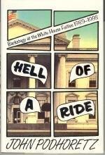 HELL OF A RIDE by John Podhoretz