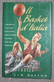 IL BASKET D'ITALIA by Jim Patton