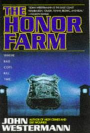 Cover art for THE HONOR FARM