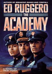 THE ACADEMY by Ed Ruggero