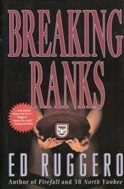 BREAKING RANKS by Ed Ruggero