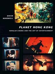 PLANET HONG KONG by David Bordwell