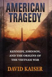 AMERICAN TRAGEDY by David Kaiser