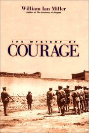 Cover art for THE MYSTERY OF COURAGE