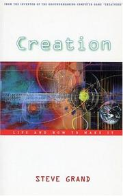 CREATION by Steve Grand
