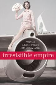 IRRESISTIBLE EMPIRE by Victoria de Grazia