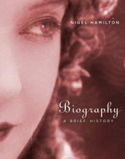 BIOGRAPHY by Nigel Hamilton