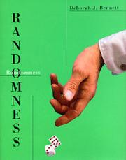 RANDOMNESS by Deborah J. Bennett