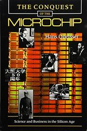 THE CONQUEST OF THE MICROCHIP by Hans Queisser