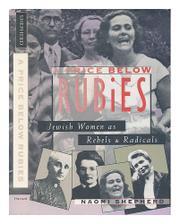 A PRICE BELOW RUBIES by Naomi Shepherd