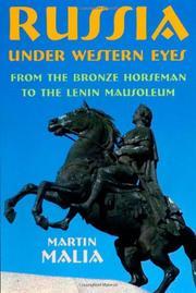 RUSSIA UNDER WESTERN EYES by Martin Malia