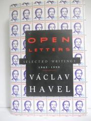 OPEN LETTERS by Vaclav Havel