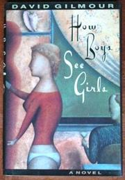 Book Cover for HOW BOYS SEE GIRLS