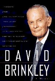 MEMOIRS by David Brinkley