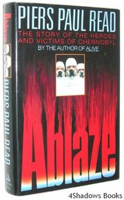 Cover art for ABLAZE