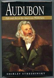 AUDUBON by Shirley Streshinsky