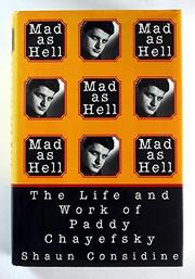 MAD AS HELL by Shaun Considine