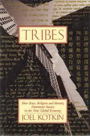 Cover art for TRIBES