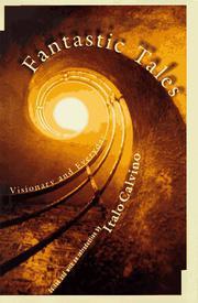 FANTASTIC TALES by Italo Calvino