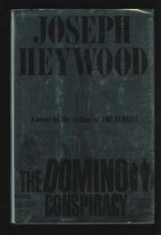 THE DOMINO CONSPIRACY by Joseph Heywood